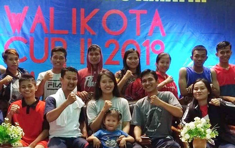 Raih 9 medali dari target 8 medali, atlet dan pelatih Pertina Bantaeng patut dibanggakan.