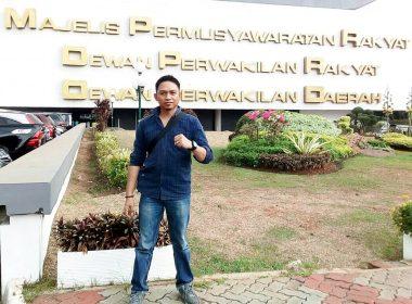 Musda KNPI Bantaeng bakal diramaikan pencalonan Yudha Jaya sebagi Ketua.