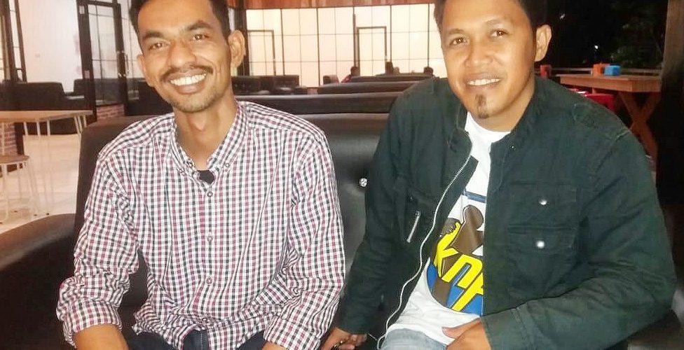 Abdul Talib dari Kecamatan Eremerasa siap maju merebut kursi Ketua Karang Taruna Kabupaten Bantaeng (27/02/2019).