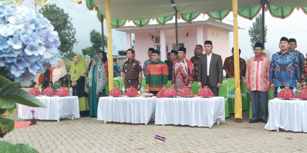 Wabup Bantaeng buka STQH VII Tingkat Kabupaten Bantaeng.