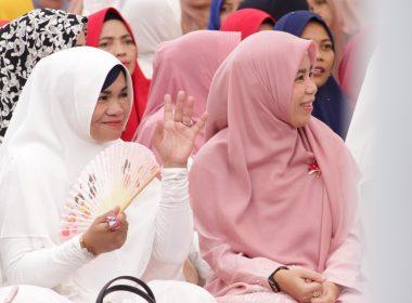 Silaturahmi dan Dzikir Keluarga Besar Nurdin Abdullah di Balla Lompoa Bantaeng (08/03/2019).
