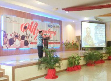 Musrenbang Anak Kabupaten Bantaeng Tahun 2019 dirangkaikan Pengukuhan Pengurus FABT Periode 2019-2021 (18/03/2019).