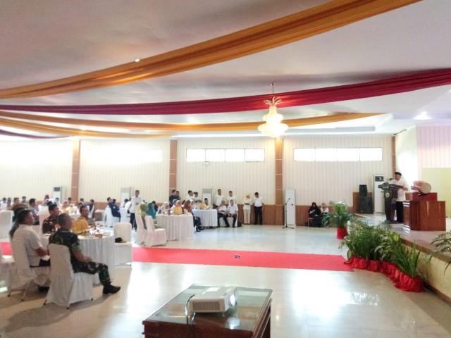 Wabup Bantaeng hadir pada Musrenbang RKPD tahun 2020 tingkat Kabupaten Bantaeng.