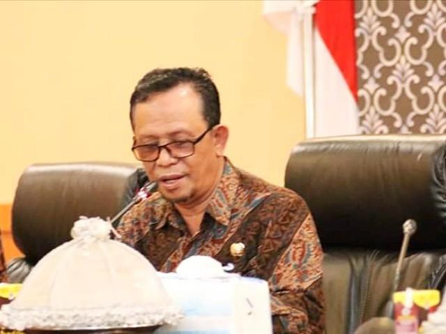 Asisten II Setda Kabupaten Bantaeng membuka Pertemuan Gugus Tugas KLA.
