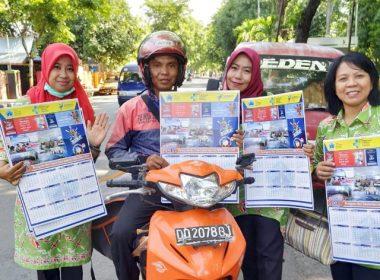 Pemkab Bantaeng meriahkan Hari TBC Sedunia tahun 2019.