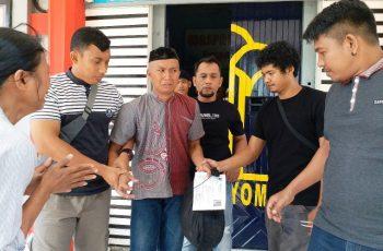 Agung pernah mencuri di Jalan Bolu, Kelurahan Letta, Kecamatan Bantaeng, Kabupaten Bantaeng tahun 2018 silam.
