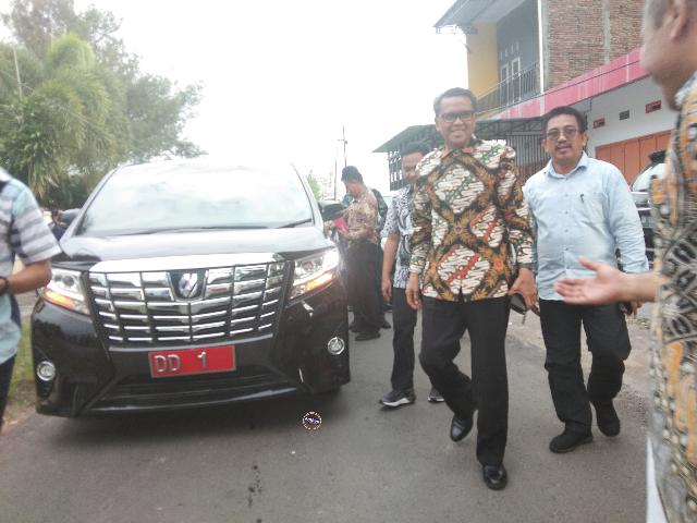 Gubernur SulSel kunjungi Bantaeng dan bersilaturahmi dengan puluhan Kepsek dari 5 daerah di selatan-selatan SulSel (09/03/2019).