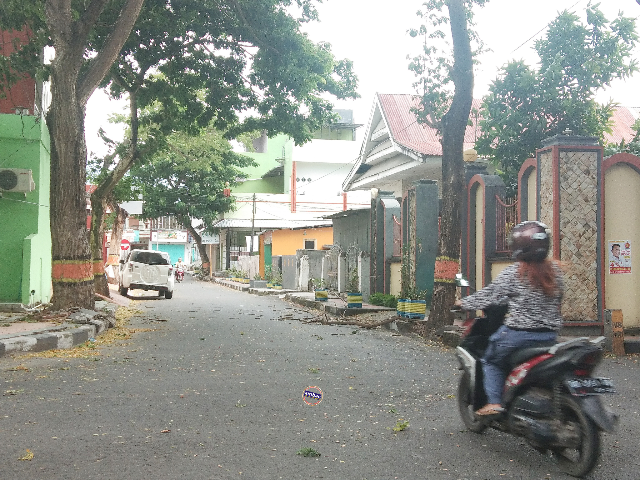Cuaca Bantaeng tanggal 13 Maret 2019 diprediksi hujan lokal (13/03/2019).