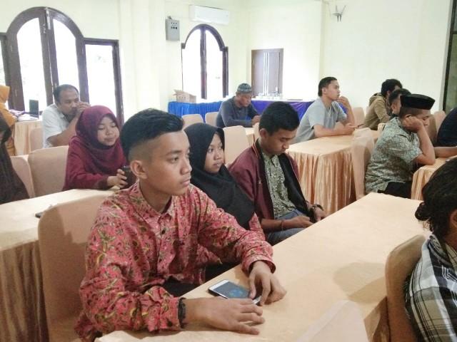 Sosialisasi Pengawasan Pemilu 2019 oleh Bawaslu Kabupaten Bantaeng.