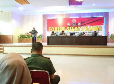 Polres menggelar Forum Silaturahmi bersama KPPS se-Kabupaten Bantang.