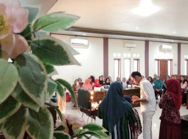 Pelatihan Kecantikan di KPN Sadar Bantaeng.