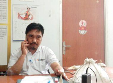 Ketua KPU Bantaeng, Hamzar.