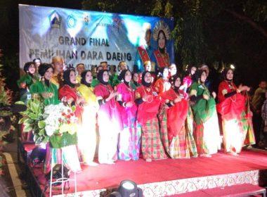 Malam Grand Final Pemilihan Dara dan Daeng Kabupaten Bantaeng Tahun 2019.