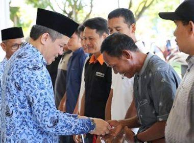 Peringatan Hari Otoda XXIII di Bantaeng.