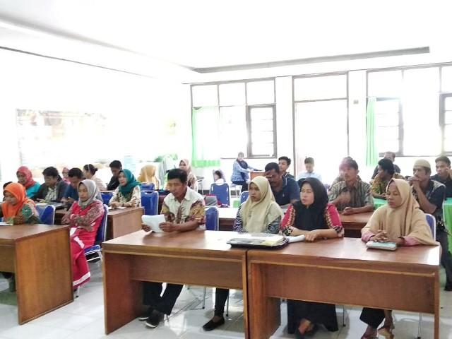 Pelatihan Pertanian Alami dilaksanakan DKP Bantaeng.