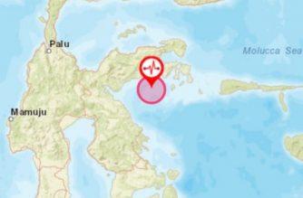 Gempa guncang SulTeng.