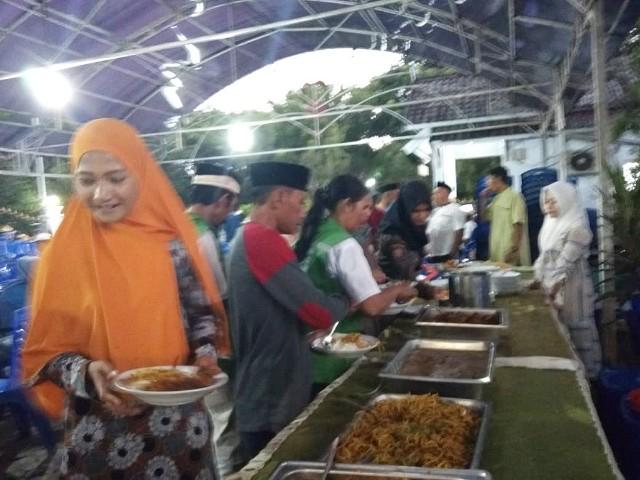 Bukber di Rujab Bupati Bantaeng.