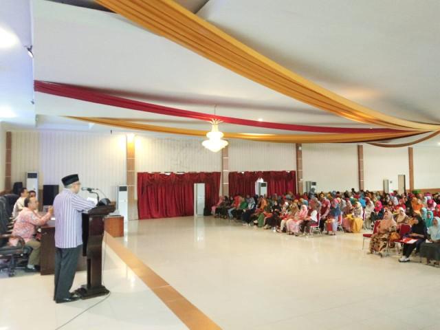 Orientasi Pengelola Program KKBPK dan Kader IMP Tingkat Kabupaten Bantaeng.