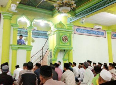 Safari Ramadhan Kecamatan Pa'jukukang.