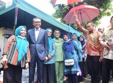 Video Opening Pasar Murah Ramadhan.