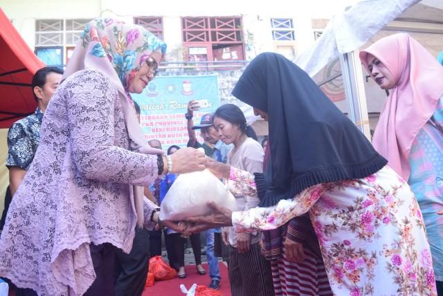 Hari ketiga Amaliah Ramadhan PKK SulSel.