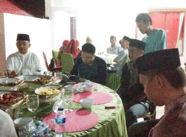 Bukber Bupati Bantaeng dan wartawan.