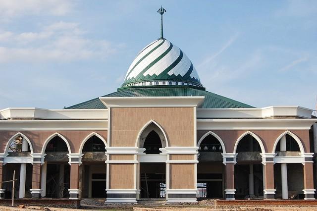 Masjid Syekh Abdul Gani Bantaeng.