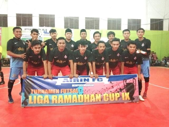 Turnamen Futsal Bantaeng.