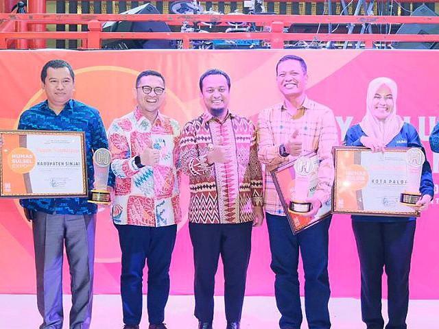 Pemenang Humas EXPO 2019.