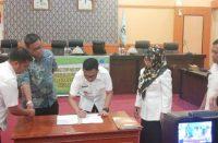 MoU dan PKS Pemkab Bantaeng dengan Jasindo.