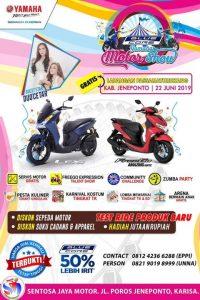 Event Yamaha Jeneponto.