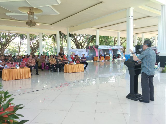 Event Bursa Inovasi Desa 2019.