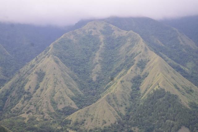 Persinggahan Gunung Nona Enrekang.