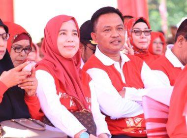 Peringatan HAN 2019 di Makassar.