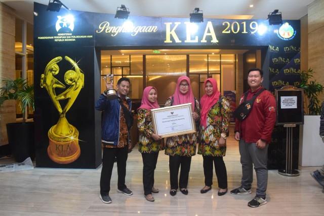 Penghargaan KLA 2019.