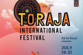 Event Toraja International Festival.