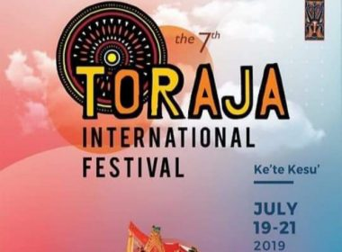Event Toraja International Festival.