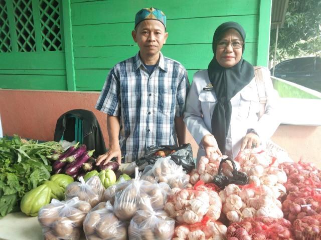 Pasar Tani Bantaeng.