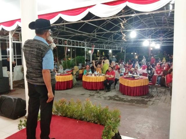 Nyanyi Solo tingkat OPD Bantaeng.
