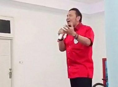 Lomba Nyanyi Solo tingkat OPD Bantaeng.