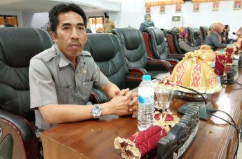 Pemandangan Umum Fraksi DPRD Bantaeng.