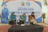Sosialisasi Parenting dan Healthy Lifestyle oleh PKK SulSel.