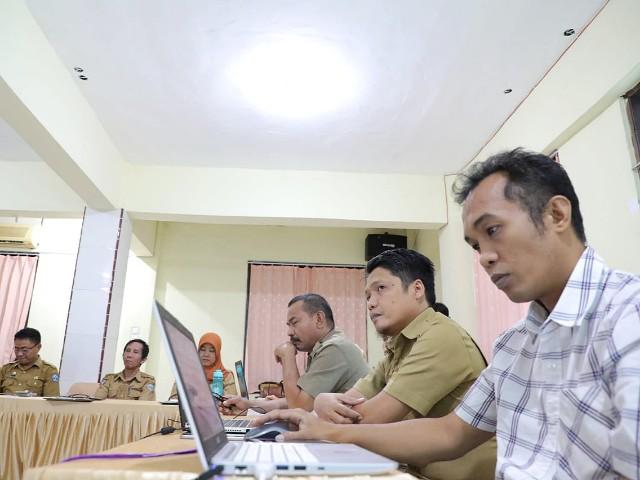 Pelaksanaan RAD AMPL PAMSIMAS Bantaeng.