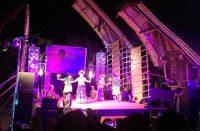 Hari kedua Toraja International Festival 2019.