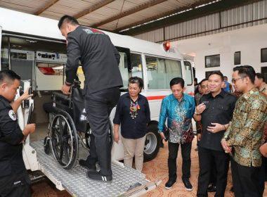 Kunjungan Pemkab Penajam Paser Utara di Bantaeng.