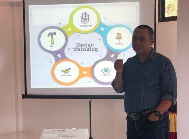 Bonthain Institute hadirkan Workshop Design Thinking.