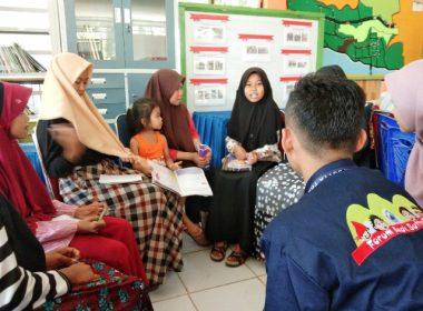 Pembentukan Forum Anak Desa Bonto Jai.