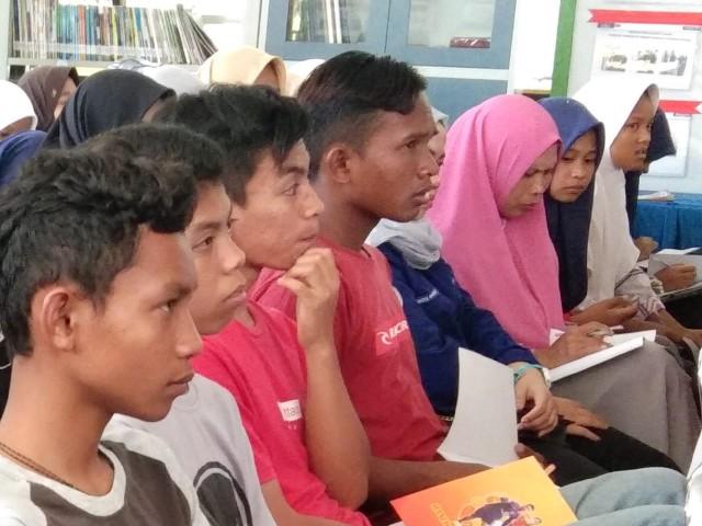 Pemilihan Ketua Forum Anak Desa Bonto Jai.