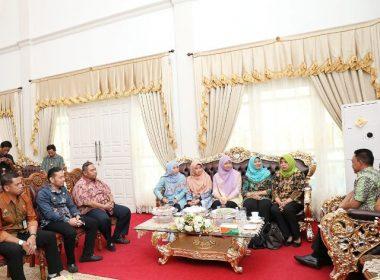 Penerimaan Dinkes Kota Bogor.