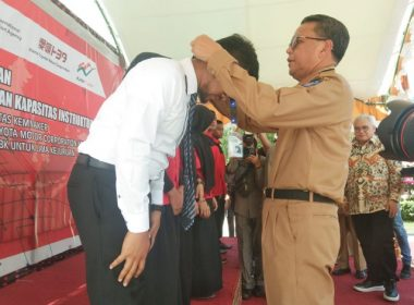 Gubernur SulSel buka pelatihan BLK Bantaeng.